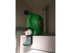 Laundry Soap Cup Holder