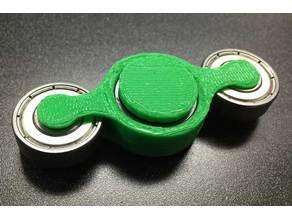 Open-lobe 3-Bearing Fidget Spinner