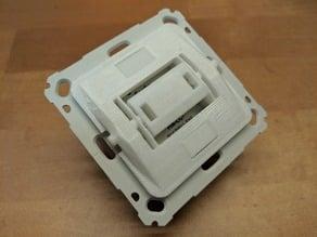 Homematic Legrand Adapter