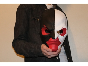 Payday 2 Scarface's Mask