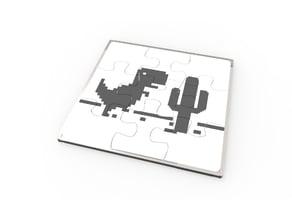 Chrome-dino_Puzzle