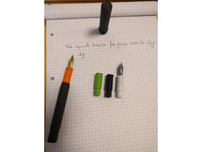 Open 3D Fountain pen