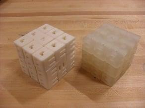 GEB Rubik's Cube 3x3x3
