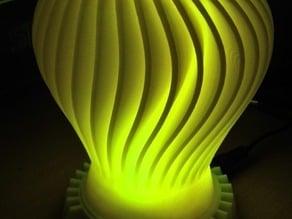Balloon Fin LED Lamp
