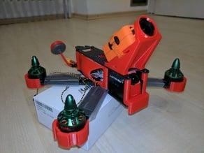 QAV-R Luminier Screwless Front Bumper