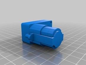 Geared Motor (L Shape)