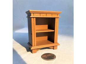 "Mini bookshelf (3"" tall)"