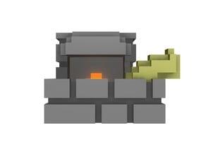 Pixel furnace (Terraria)