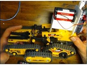 Crawler Adapter Pieces