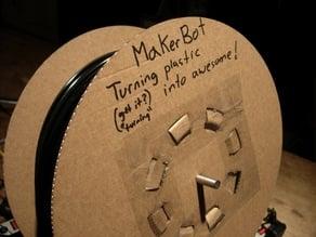 Cardboard Spool