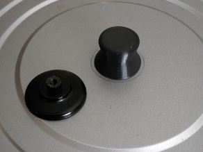 Pan Lid Knob (M6 Threaded Remix)