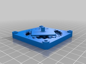 My Customized Stackable planetary gearbox