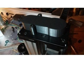 OpenBuilds Standoff Plate Dust Cover