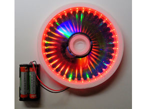 CD multi color light