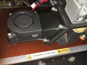 40x20 Blower Mount Printrbot Fan Shroud