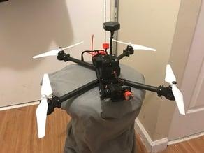 Frogger modular drone