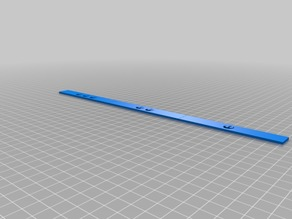 Rebel Range Ruler for X-Wing Miniatures Game