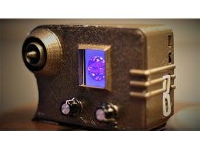 Vintage Radio - Raspberry PI Case