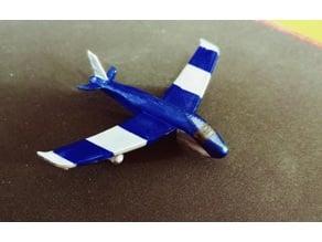 Making an airplane