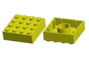 Reduction Duplo -> Lego