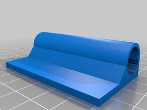 Ferrocerium rod holder for kydex/plastic sheath