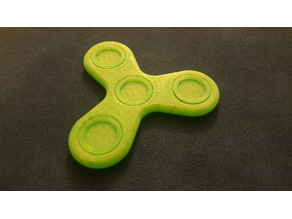 Fidget Spinner - Printable - No Bearings