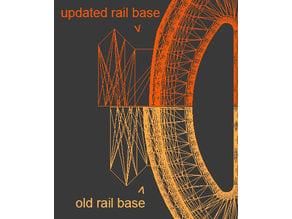 Nerf Rampage / Raider FG picatinny rail variant