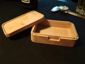Box für Doppelkopfkarten