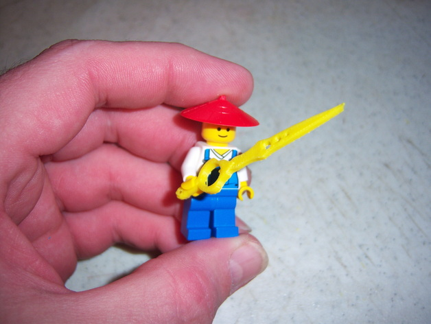 Infinity Blade Lego Sword By Macgyver