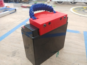 2019 FRC Battery Handel