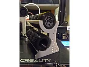 OpenRC F1 Tyre Rack Remix