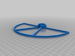 Propeller guard for Crossfire or T4/Tubular Quad