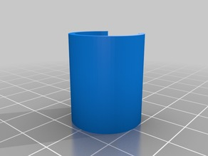 Anycubic HotEnd Cable guide cap