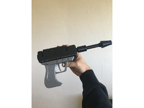 9 gague plasma pistol with barrel tip cover (MPMS mini)