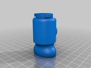 Mini Gas Mask / Respirator  V4 (P100 3M Filter)