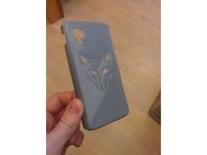 Case Nexus 5 Fox