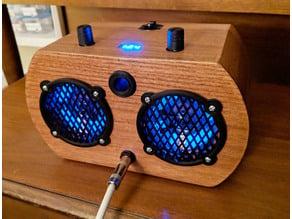Cigar Box Style Guitar Amp Parts