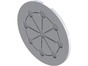 Parametric Magnetic Rota Board Game