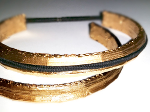 Hair Tie Wrist Band (Large Wrist)