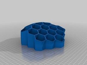 Honeycomb Desk Organizer