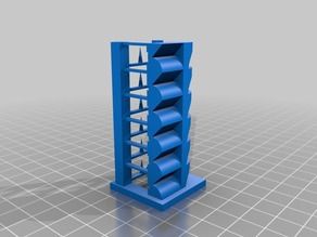 My PLA Temperature Tower 200-225oC