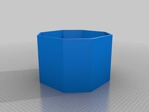 Octagonal Shelf