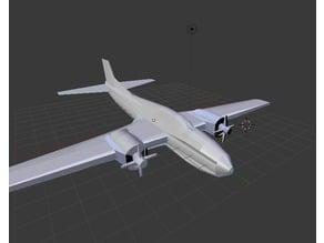 Attacker/Bomber Plane (IaR - AB29)