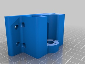 Ø52 Spindle Holder Adapter - 2417 Mini CNC