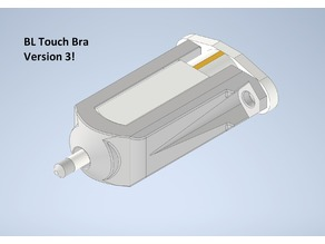 BL Touch Bra | Protecting your BL Touch's nips since 2019!