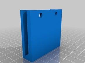 18v battery drill/impact wall mount