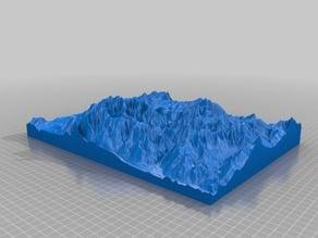 3DBL1 Landform parts 5