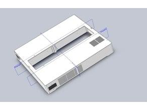 Pergo Robo3D Base Split for Print