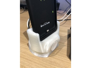 Mophie iPhone 8 charging dock w/ Apple watch (Juice pack air)
