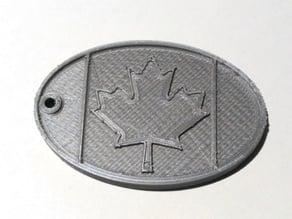 luggage tag Canada